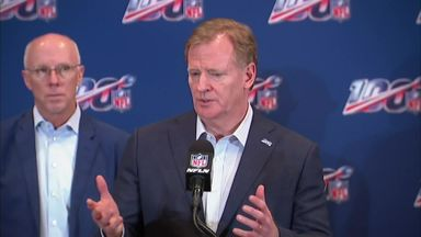 Goodell: We must get this right