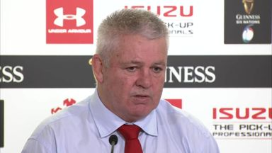 Gatland 'proud' of Wales achievements