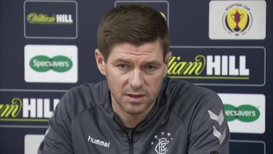 Gerrard: I would take my team off pitch