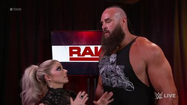 Braun Strowman declares for battle royal