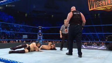 Owens & Ali join forces to battle Bryan & Rowan