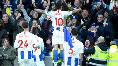 Brighton 1-0 Huddersfield