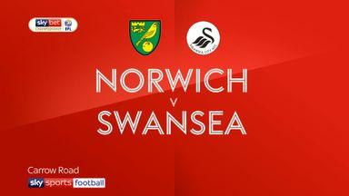 Norwich 1-0 Swansea