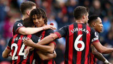 Huddersfield 0-2 Bournemouth
