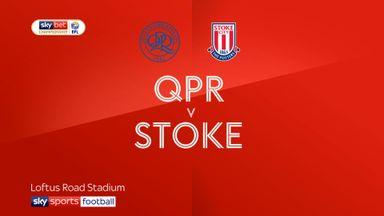 QPR 0-0 Stoke City