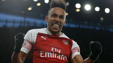 Arsenal 2-0 Man Utd