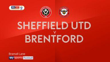 Sheffield Utd 2-0 Brentford