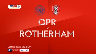QPR 1-2 Rotherham