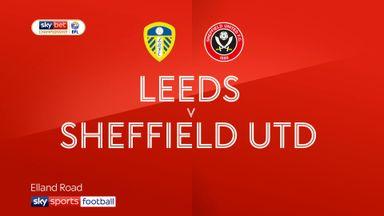 Leeds 0-1 Sheffield United