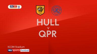 Hull 2-2 QPR