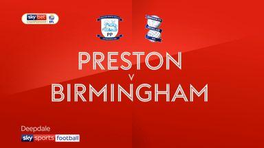 Preston 1-0 Birmingham