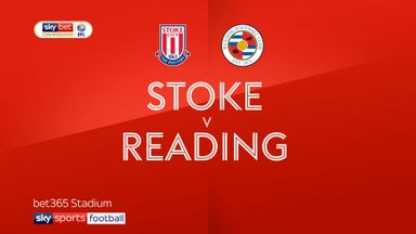 Stoke 0-0 Reading
