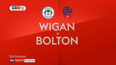 Wigan 5-2 Bolton
