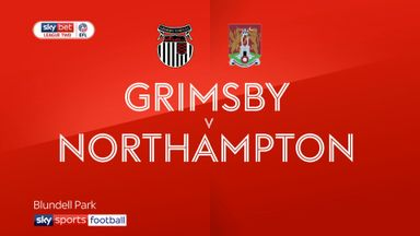 Grimsby 0-0 Northampton