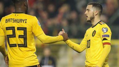 Belgium 3-1 Russia
