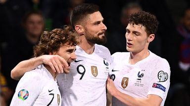 Moldova 1-4 France