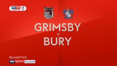 Grimsby 0-0 Bury