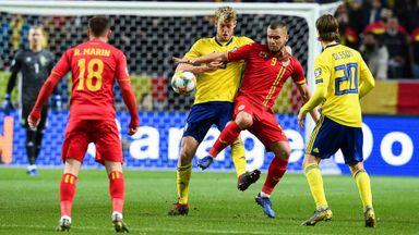 Sweden 2-1 Romania