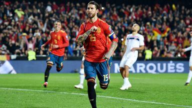 Spain 2-1 Norway