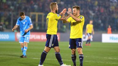 San Marino 0-2 Scotland