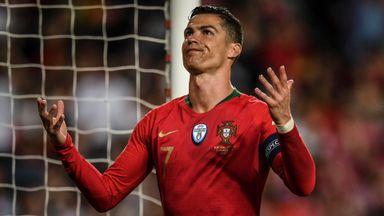 Portugal 1-1 Serbia