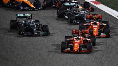 Race recap: Bahrain