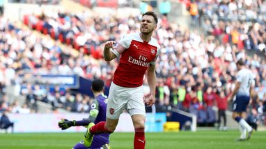 Adams: Why would Ramsey go to Juventus?