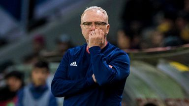 McLeish: Scotland can bounce back