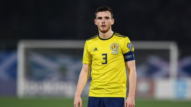 Robertson: Scotland lacking confidence