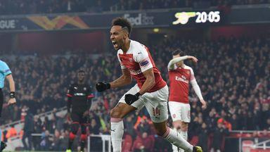 Arsenal players targeting EL glory
