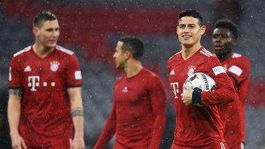Bayern thump Mainz 6-0