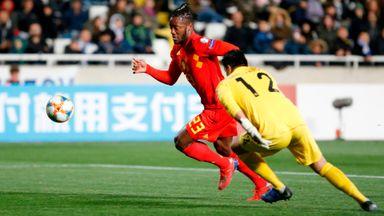 Cyprus 0-2 Belgium