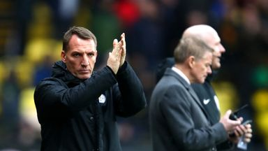 Rodgers reflects on first game