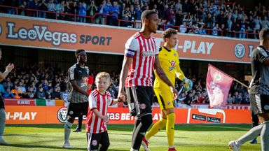 Brentford help young fan integrate
