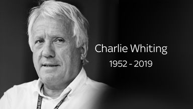 Remembering Charlie Whiting