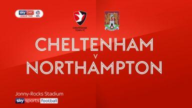 Cheltenham 3-1 Northampton
