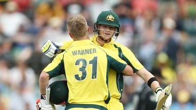 Finch: Smith, Warner will perform