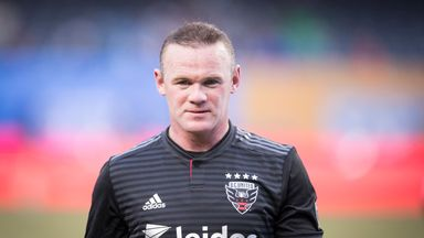 Rooney's brilliant free-kick!