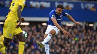 Calvert-Lewin: I should have scored more