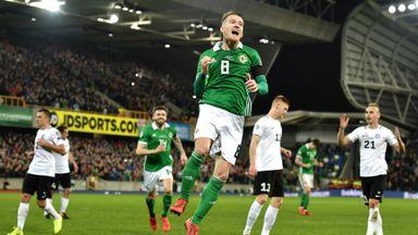 Northern Ireland 2-0 Estonia