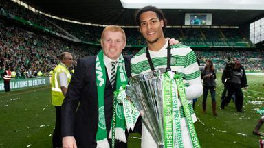 Lennon: Van Dijk the best in the world
