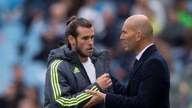 Is Zidane-Bale rift personal?