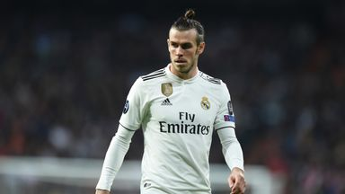 Calderon: Bale unlikely to stay at Real