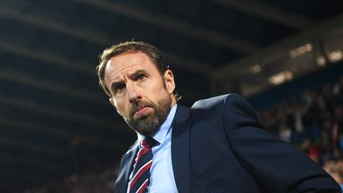 Southgate condemns racist chanting