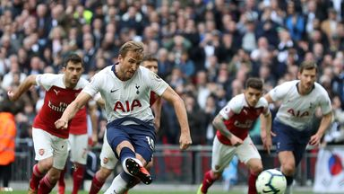 Kane outlines perfect penalty routine