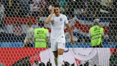 England's Maguire ignoring transfer talk