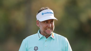 Poulter in contention at Sawgrass
