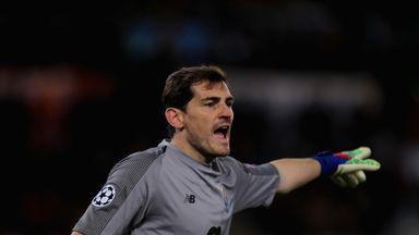 Casillas: Liverpool must respect Porto