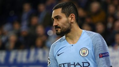 Gundogan: No decision on City future