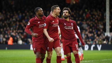 Berger: Liverpool can win the double